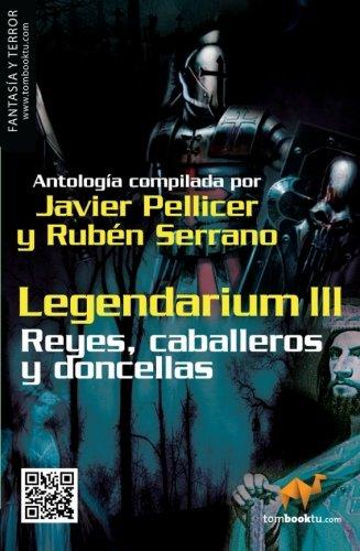 Legendarium III (Tombooktu Fantasia y Terror) (Spanish Edition)