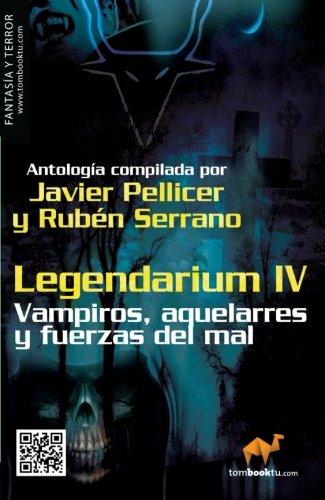 Legendarium IV (Tombooktu Fantasia y Terror) (Spanish Edition): Tombooktu