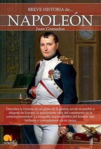 9788499674667: Breve historia de Napoleón