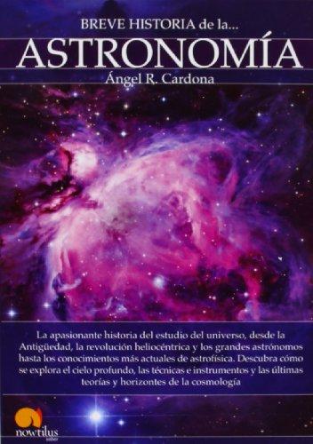 9788499675046: Breve historia de la astronomia