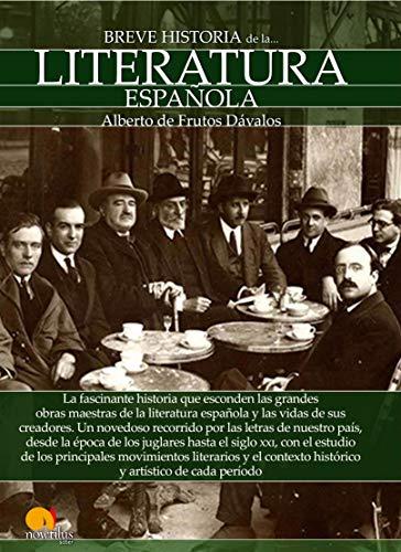 9788499677910: Breve historia de la Literatura española: (Versión sin solapas)