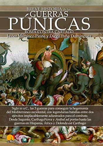 9788499678450: Breve historia de las Guerras Púnicas