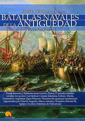 Breve Historia Batallas Navales de la Antigüedad