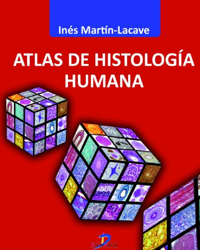 9788499696546: Atlas de histologia humana