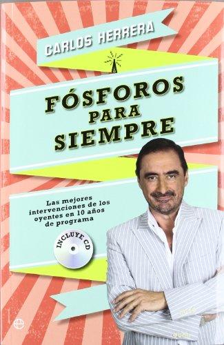 9788499700885: Fosforos para siempre (+CD)