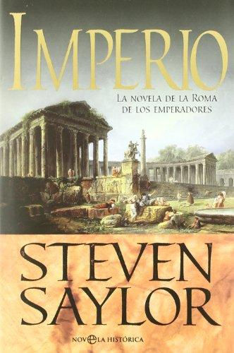 9788499700946: Imperio - la novela de la Roma de los emperadores (Novela Historica(la Esfera))