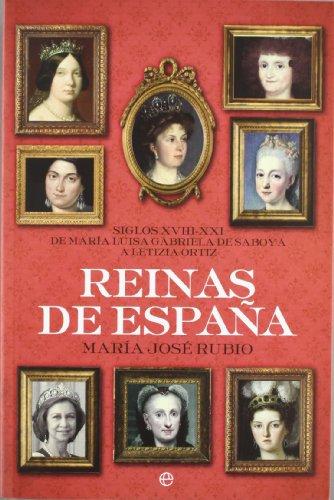 9788499701301: Reinas de España