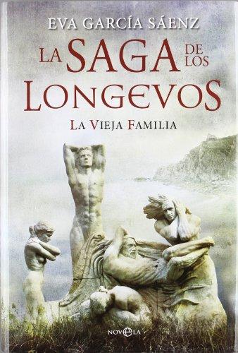 9788499707501: Saga De Los Longevos, La (Ficcion / Novela)