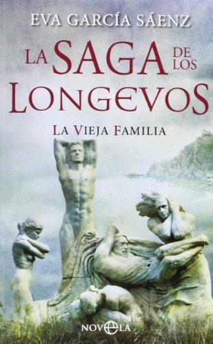 9788499708706: La Saga De Los Longevos (Ficción Bolsillo)