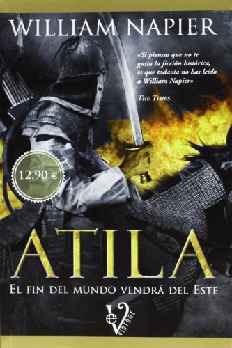 9788499708713: Atila I (Vintage)