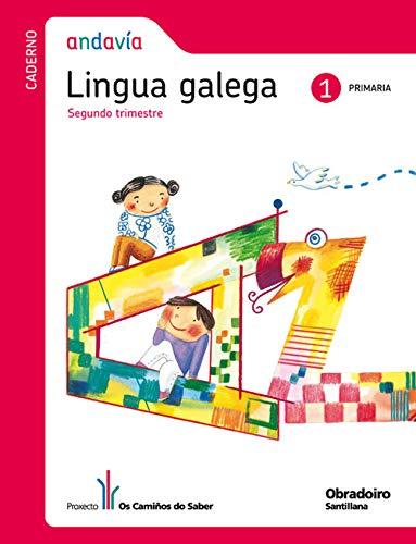 9788499720111: globalizado andavia caderno lingua 1 primaria 2 trim os caminos do saber