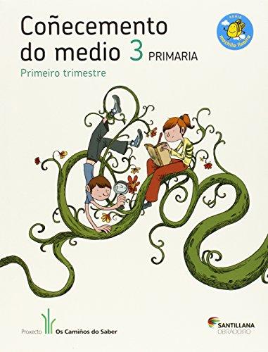 9788499720920: COÑECEMENTO DO MEDIO 3 PRIMARIA M LIXEIRA OS CAMIÑOS DO SABER - 9788499720920