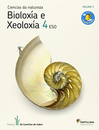 9788499721408: 4� E.S.O.-BIOLOXIA E XEOLOXIA 4 (2012) - CAMI�OS SABER