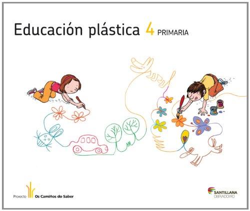 9788499721859: EDUCACION PLASTICA 4 PRIMARIA - 9788499721859