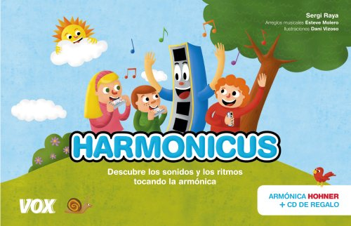 9788499740232: Harmonicus (Vox - Infantil/Juvenil - Castellano - A Partir De 3 Años - Colección Libros Para Jugar)