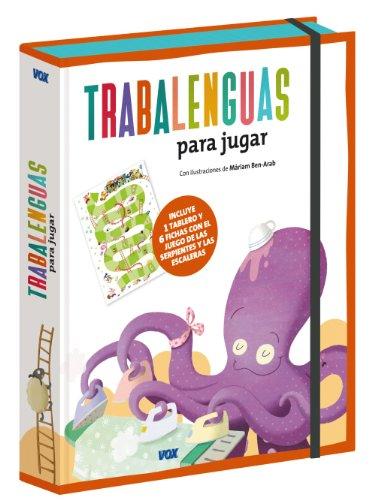 9788499740249: Trabalenguas (Vox - Infantil / Juvenil - Castellano - A Partir De 3 Años - Colección Libros Para Jugar)