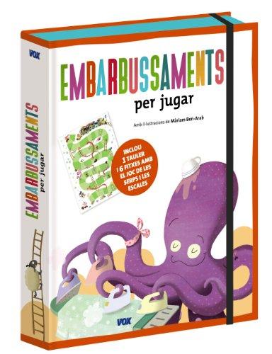 9788499740256: Embarbussaments (Vox - Infantil / Juvenil - Català - A Partir De 3 Anys - Col·Lecció Llibres Per Jugar)