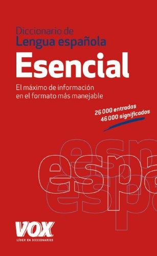 Diccionario Esencial de la Lengua Española (Vox: Aa.Vv.