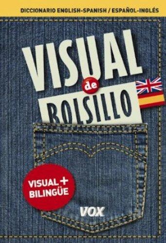 9788499740355: Visual de Bolsillo / English-Spanish-Español-Inglés (Spanish Edition)