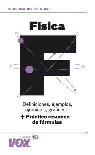 9788499740539: Física (Vox - Diccionarios Temáticos Vox - Colección Vox 10)