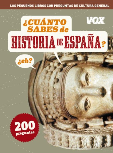 CUÁNTO SABES DE.HISTORIA DE ESPAÑA: INDURÁIN, JORDI