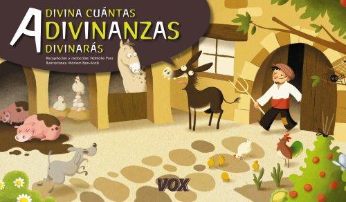 9788499740621: ¿Adivina cuántas adivinanzas adivinarás? (Spanish Edition)