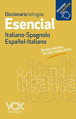 9788499741376: Diccionario esencial Español-Italiano Italiano-Spagnolo / Essential Spanish-Italian Dictionary (Spanish and Italian Edition)