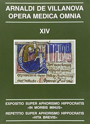 9788499755687: Expositio super aphorismo hippocratis