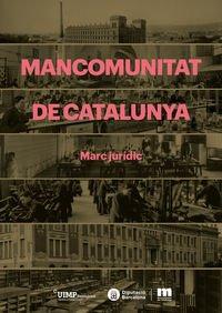 Mancomunitat de Catalunya: Pagès editors, S.L.