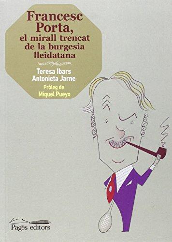 Francesc Porta : el mirall trencat de: Teresa Ibars, Antonieta