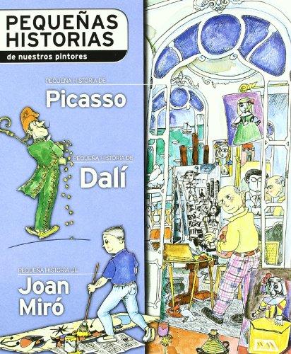 9788499790190: Pequenas Historias: Pequenas Historias De Nuestros Pintores (Spanish Edition)