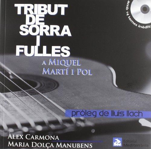 9788499790640: Tribut de sorra i fulles a Miquel Martí i Pol