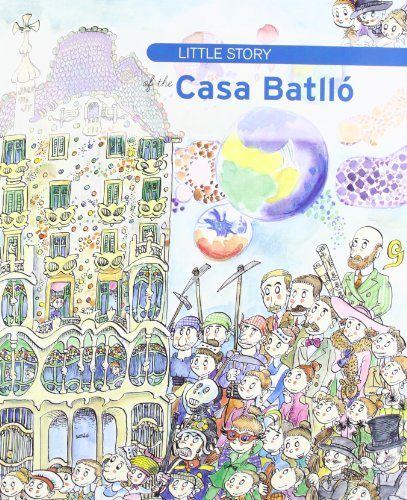 9788499791289: Little Story of Casa Batlló