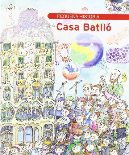 9788499791296: Pequeña historia de la Casa Batlló (Petites històries)