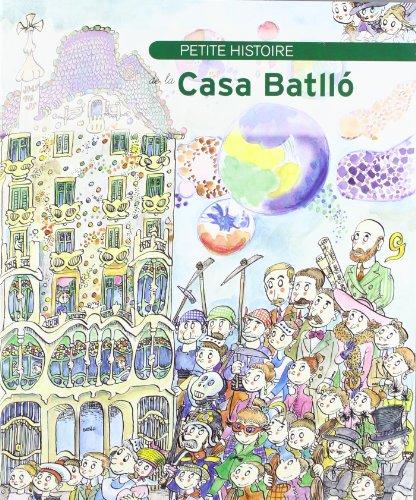 9788499791302: Petite histoire de la Casa Batlló (Petites històries)