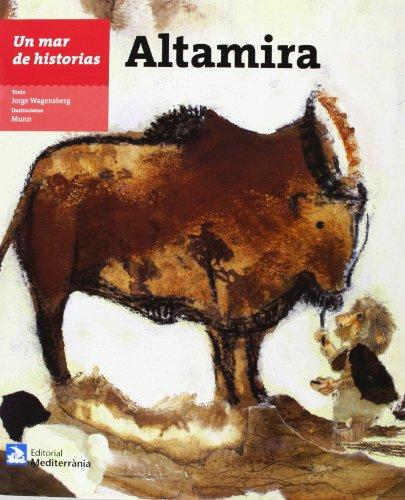 9788499792262: Un mar de historias:Altamira (Un mar d'històries)