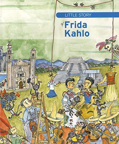 LITTLE STORY OF FRIDA KAHLO: BOSCH, LOLITA