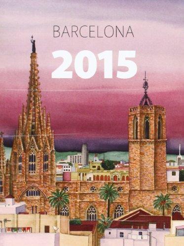 9788499792576: Agenda Barcelona 2015