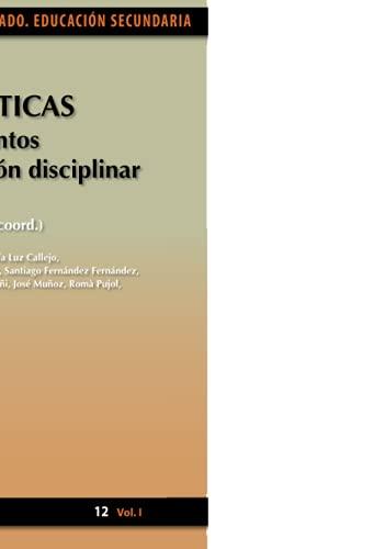 9788499800455: Matemáticas. Complementos de formación disciplinar: 121 (Formacion Profesorado-E.Secun.)