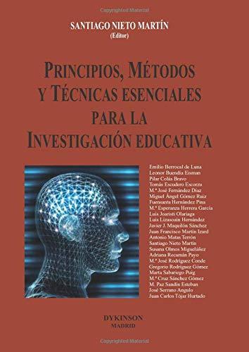 Principios, metodos y tecnicas esenciales para la