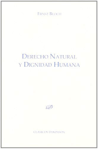 9788499821337: Derecho natural y dignidad humana / Natural law and human dignity (Spanish Edition)