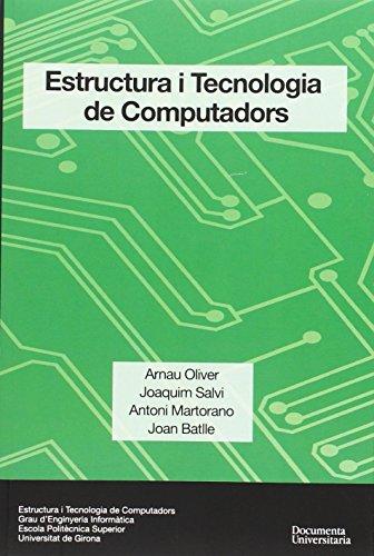 Estructura i tecnologia de computadors: Arnau Oliver Malagelada