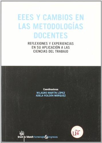 9788499850689: EEES y cambios en las metodologías docentes