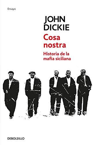 9788499890555: Cosa Nostra: Historia de la mafia siciliana