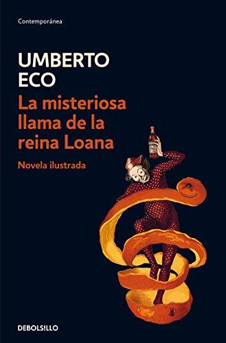 9788499890593: La misteriosa llama de la reina Loana (CONTEMPORANEA)