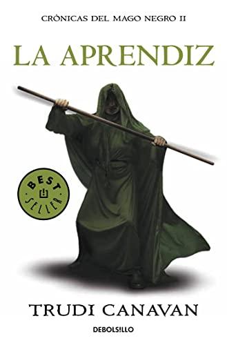9788499891156: La aprendiz / The Novice (Cronicas Del Mago Negro / Black Magician Chronicles) (Spanish Edition)