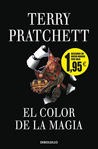 9788499892849: El color de la magia (BEST SELLER)