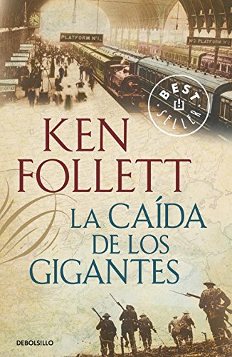 9788499893570: La caida de los gigantes / Fall of Giants (Spanish Edition)