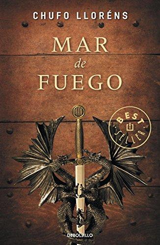 9788499894195: Mar de fuego (Best Seller)