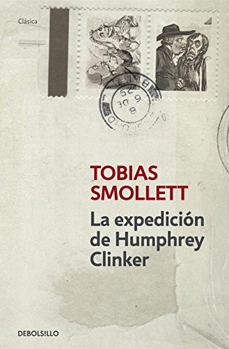 9788499894485: La expedición de Humphry Clinker